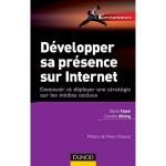 Livre Développer sa présence sur Internet
