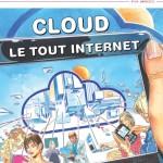 Couverture revue Télécom spécial Cloud
