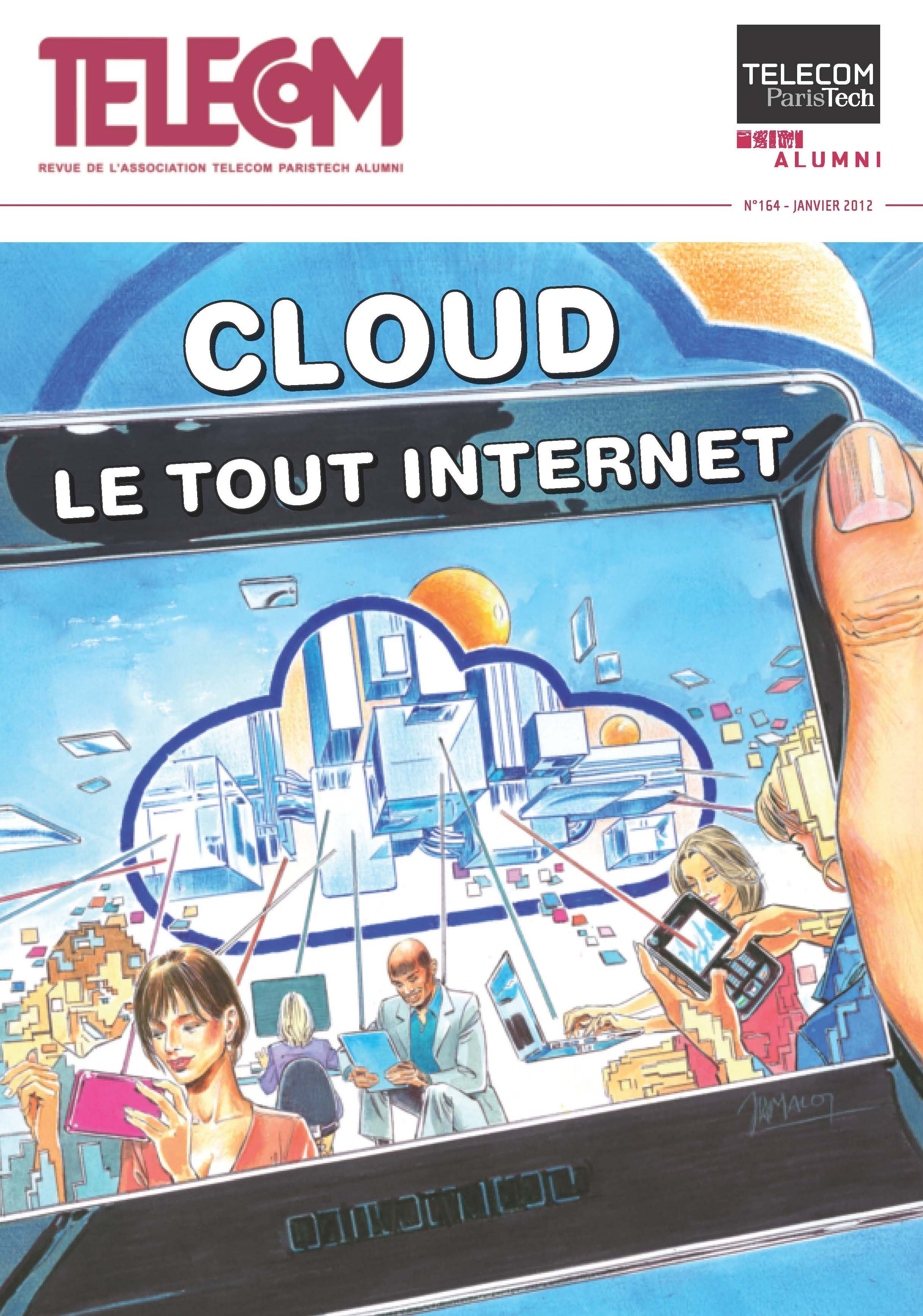 Numéro de la revue Télécom spécial Cloud