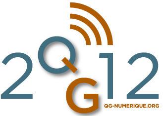 QG numérique pour replacer le numérique au coeur de la présidentielle 2012