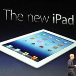 New iPad simple transition entre l'iPad 2 et l'iPad 3