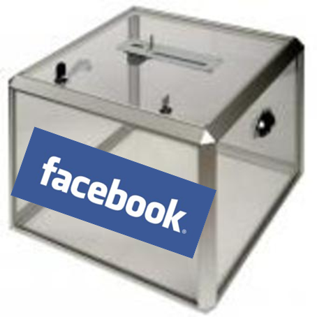 Facebook donne des indications sur votre orientation politique