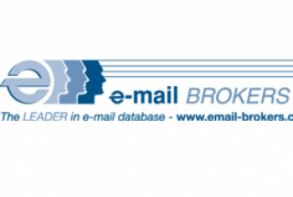 Etude d'E-mail Brokers sur les entreprises et les réseaux sociaux