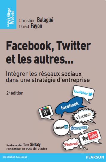 Livre sur les réseaux sociaux, Facebook, Twitter et les autres...