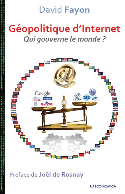 Livre Géopolitique d'Internet