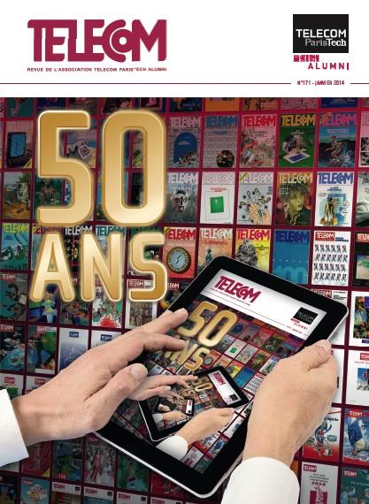 Numéro spécial pour les 50 ans de la revue Télécom