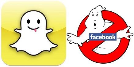 Les réseaux sociaux éphémères