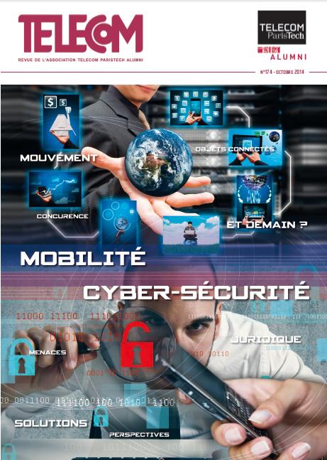 Numéro de la revue Télécom spécial Cybersécurité et mobilité