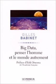 Livre sur le big data de Gilles Babinet