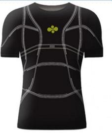 Exemple de vêtement connecté dans le domaine du sport