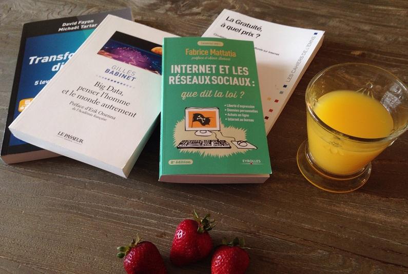 Une sélection de livres numériques pour l'été