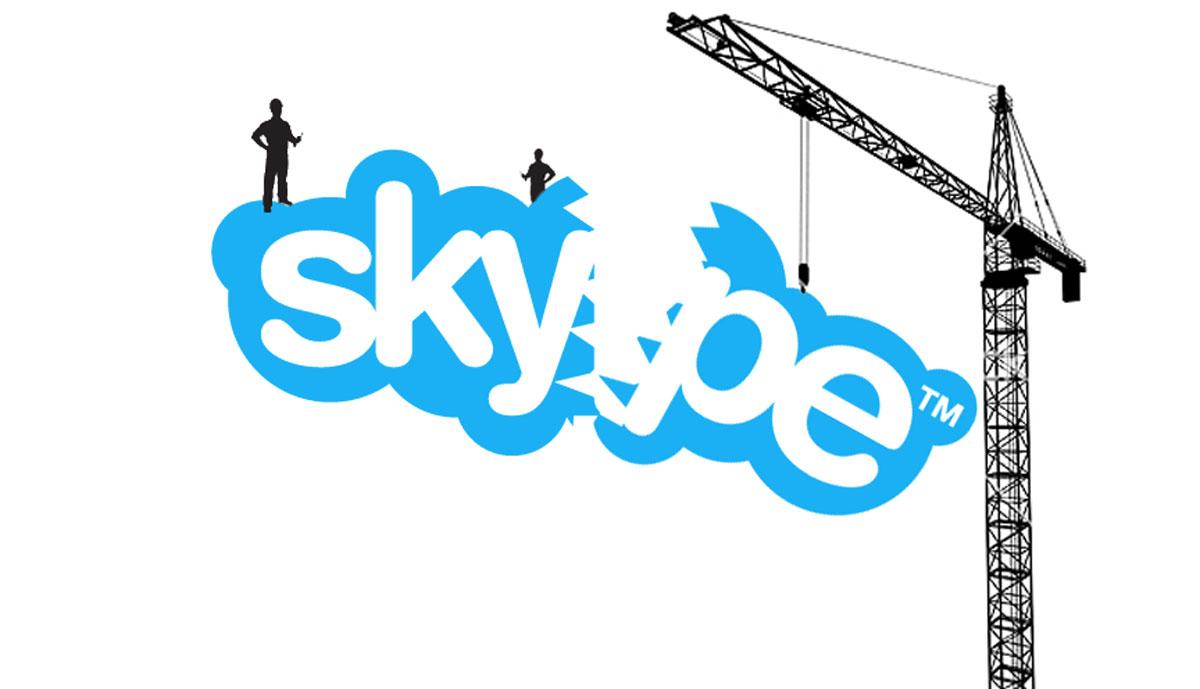Panne de Skype