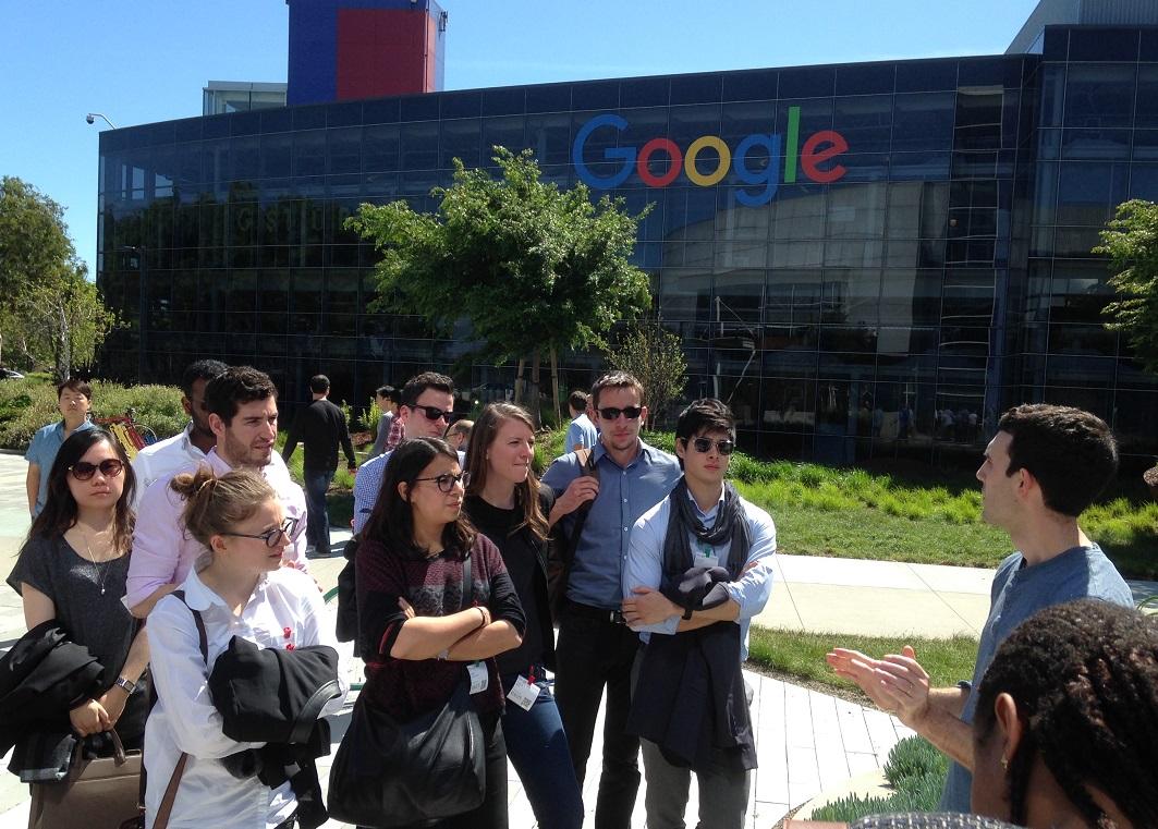 Le Googleplex à Mountain View