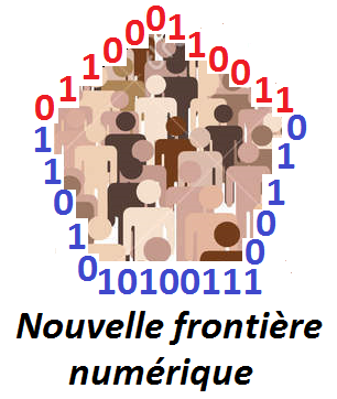 Logo provisoire Nouvelle frontière numérique