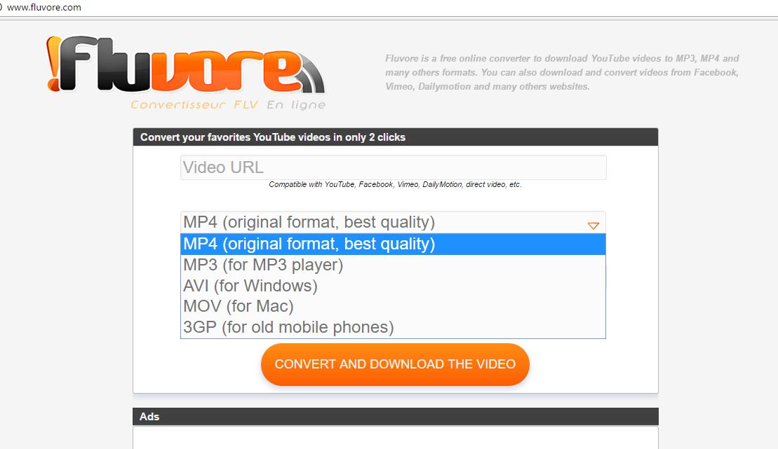 Télécharger des vidéos YouTube, Vimeo, Dailymotion vers son disque dur, etc.