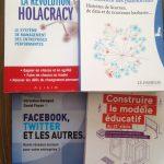 Sélection de livres numériques avant d'aborder le printemps