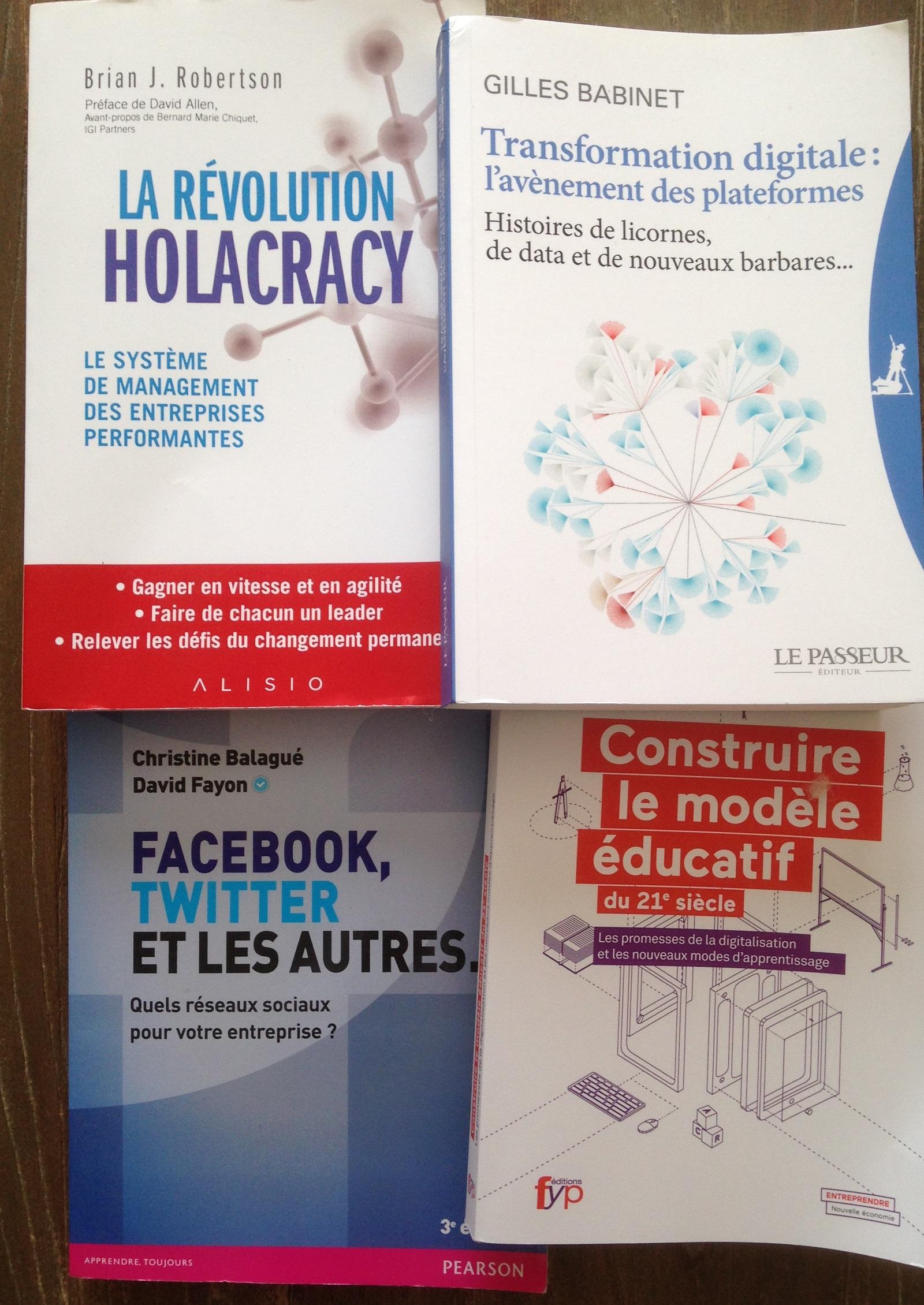 Nouveaux livres ès numérique ou digital