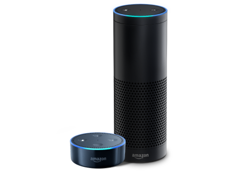 Amazon Echo et assistant vocal intelligent Alexa