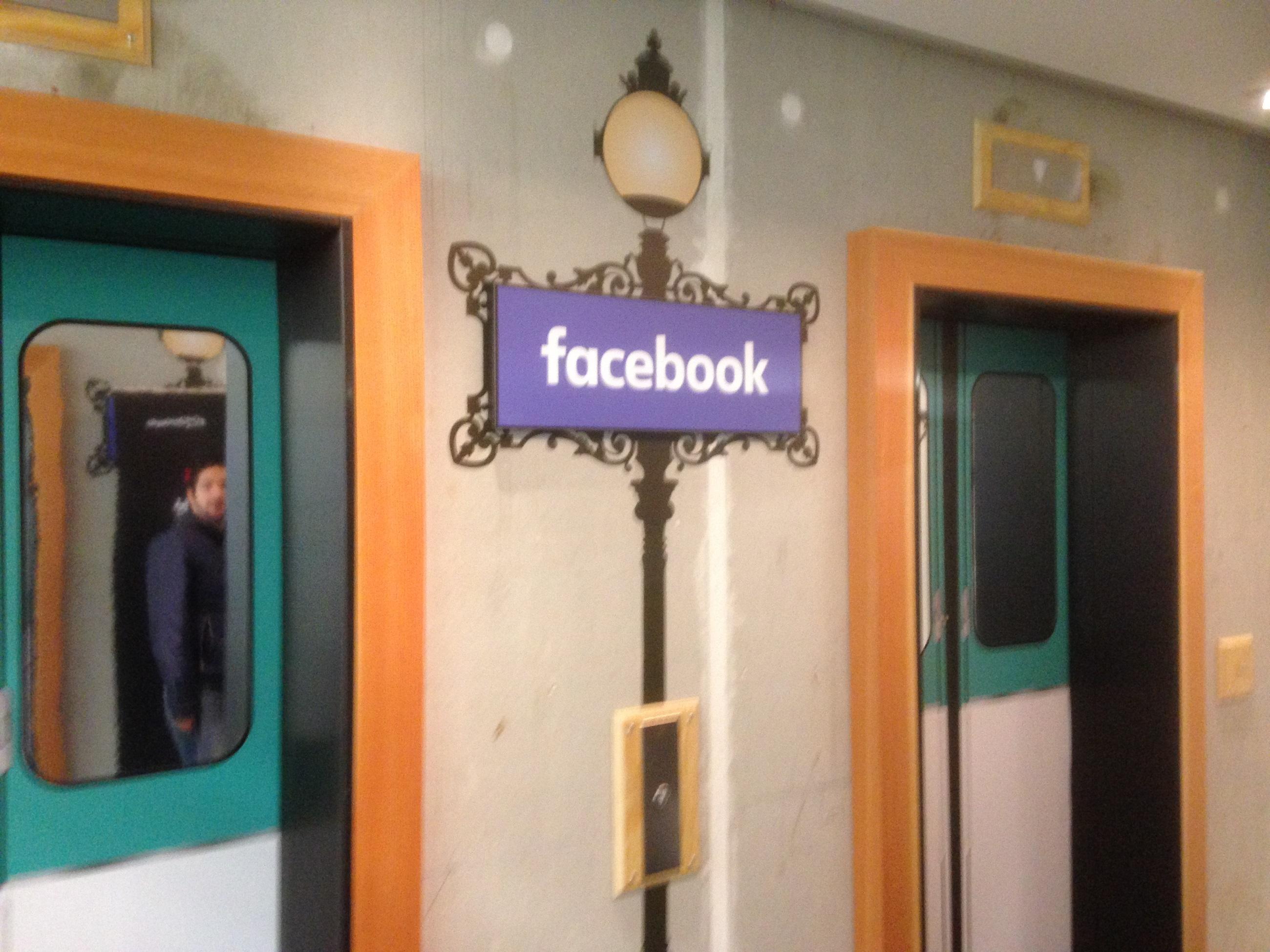 siège de Facebook France à Paris