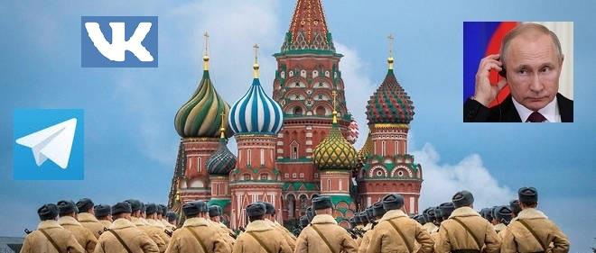 La Russie dans l'échiquier numérique international