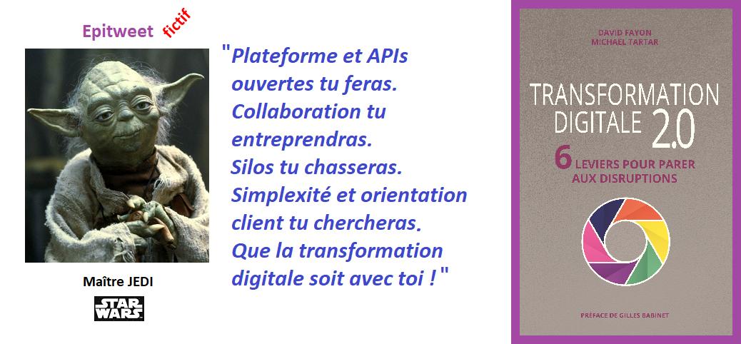 Quelques fondamentaux de la transformation digitale