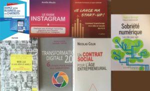 Sélection de livres ès numérique pour l'été 2020