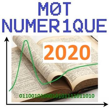 Election du mot numérique 2020