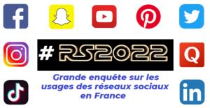Les réseaux sociaux en France en 2020