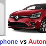 Comparaison dépenses automobile vs smartphone