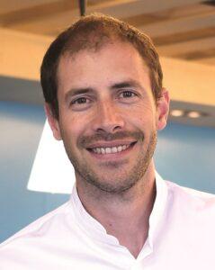 Matthieu Beucher, CEO de Klaxoon