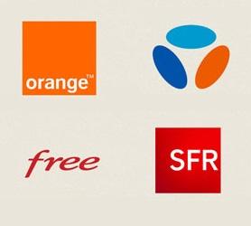 Les principaux opérateurs télécom en France