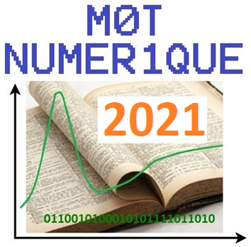Election du mot numérique 2021