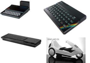 Gamme de produits Sinclair